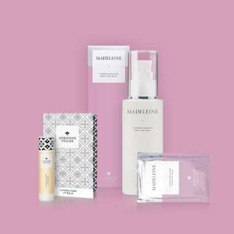 Különleges prémium kozmetikum - Adrienne Feller Balzsamos testápolás