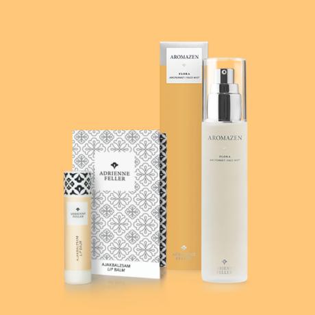 Különleges prémium kozmetikum -  Adrienne Feller Frissítő hidratálás