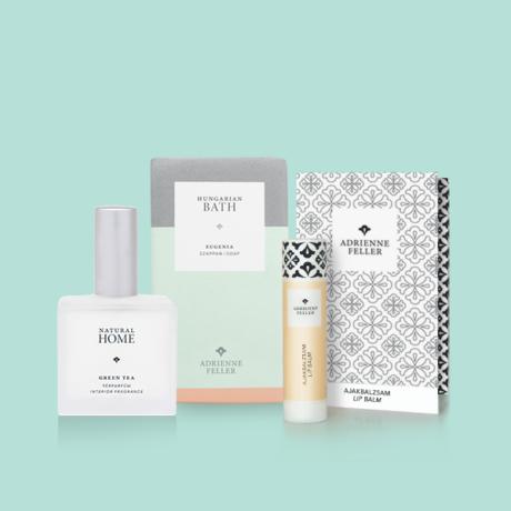 Különleges prémium kozmetikum - Keleti kényeztetés csomag